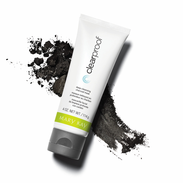 Mary Kay Launches Anti-pollution Mask With Activated