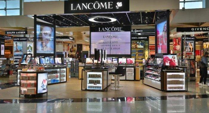Lancôme abriga maior duty free shop da América do Sul no Aeroporto de São Paulo