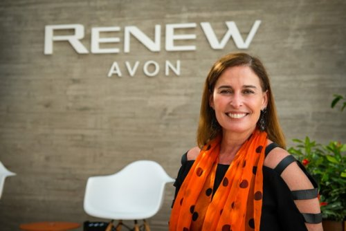 Denise Figueiredo, diretora de marketing da Avon