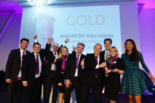 Evonik ganhou o Functional Ingredient Gold Award na in-cosmetics Global...
