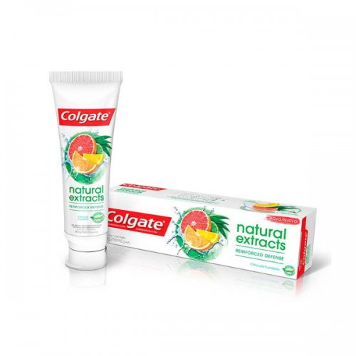 Colgate Natural Extracts Citrus e Eucalipto
